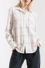 rag poets Kane Button-Down Shirt - Front cropped