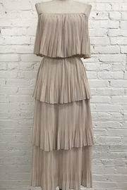 Just Me Kang-Kang Pleated Dress - Product Mini Image