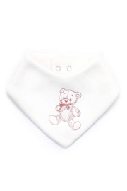 Kanga+Roo Newborn Baby Gift Basket Set - Shower Gifting for Girls. 5 Piece Set. Large Hooded Baby Towel, Washcloth, Cotton Swaddle and Teddy Bear. - Other