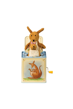 Schylling Kangaroo and Baby Too - Product List Image
