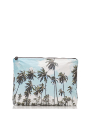 Aloha Collection Kapaa zipper bag - Product Mini Image