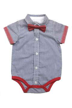 Shoptiques Product: Bodysuit With Bowtie