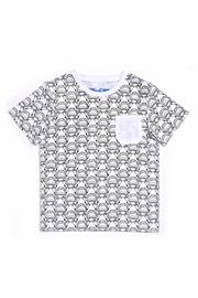 Kapital K Graphic Shark Tee - Front cropped