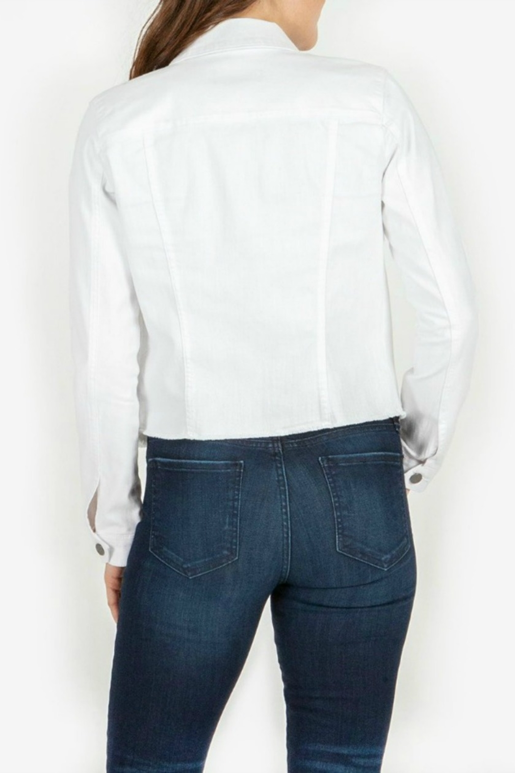Kut from the Kloth KARA JACKET - Side Cropped Image