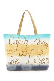 Kareena's Beach Tote - Front cropped