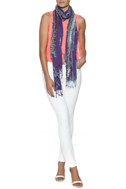Kareena's Beaded Scarf - Front cropped