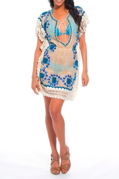Kareena's Embroidered Cover Up Dress - Product List Image