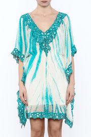 Kareena's Tie Dye Kaftan - Side cropped