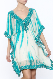 Kareena's Tie Dye Kaftan - Product Mini Image