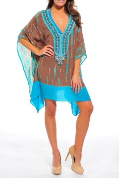 Shoptiques Product: Brown Kaftan
