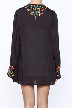 Kareena's Charcoal Tunic - Alternate List Image