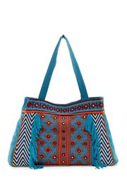 Kareena's Fringe Tote Bag - Product Mini Image