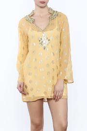 Kareena's Gold Tunic - Product Mini Image