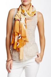 Kareena's Golden Watercolor Scarf - Product Mini Image