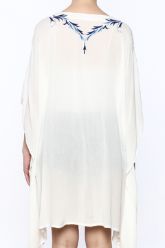 Kareena's Ivory With Blue Tunic - Alternate List Image