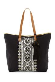 Kareena's Large Embroidery Tote - Product Mini Image