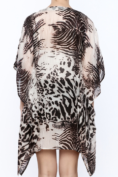 Kareena's Leopard Print Kaftan - Alternate List Image