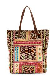 Kareena's Embroidered Tote - Product Mini Image