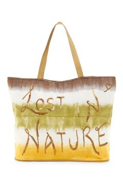 Shoptiques Product: Lost In Nature Tote
