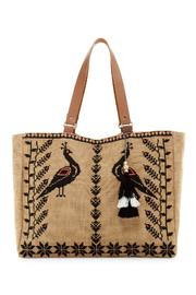 Kareena's Peacock Tote Bag - Product Mini Image