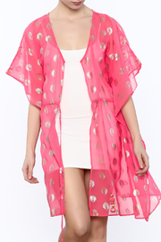 Kareena's Pink Cover-Up - Product Mini Image