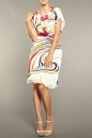 Kareena's Printed Floral Dress - Product Mini Image