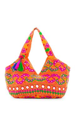 Shoptiques Product: Puffy Embroidery Tote