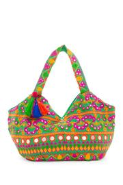 Kareena's Puffy Embroidery Tote - Product Mini Image