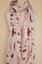 Kareena's Rayon Scarf - Front cropped