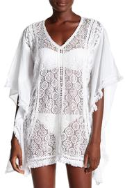 Kareena's White Kaftan Cover Up - Product Mini Image