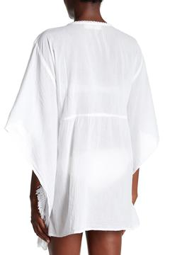 Kareena's White Kaftan Cover Up - Alternate List Image