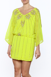 Kareena's Yellow Embellished Dress - Product Mini Image