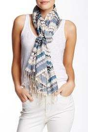 Kareena's Zig Zag Massoni Scarf - Product Mini Image
