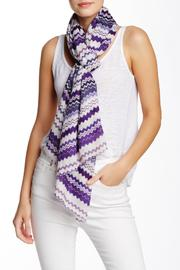 Kareena's Zig Zag Missoni Scarf - Product Mini Image