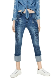 DESIGUAL Karen Denim Jean - Product Mini Image