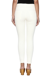 Karen Kane Zuma Crop Jean - Back cropped