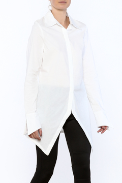 Shoptiques Product: Long Tailored Shirt