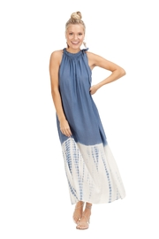 Mud Pie  Karen Stonewash Maxi - Product Mini Image