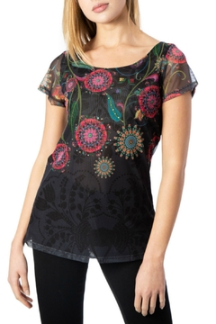 DESIGUAL Karen T-Shirt - Alternate List Image