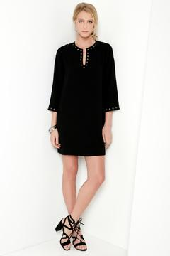 Shoptiques Product: Eyelet Border Shift Dress