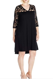 Karen Kane Laced Dress - Product Mini Image
