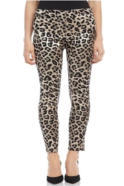 Karen Kane Leopard Printed Pants - Product Mini Image