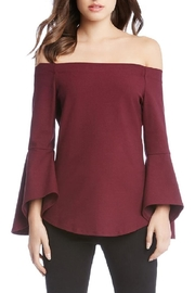 Karen Kane Off Shoulder Bell - Product Mini Image