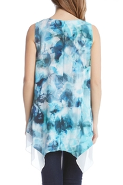 Karen Kane Sea Glass Top - Side cropped