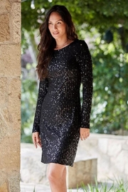 Karen Kane Sequin Sheath Dress - Product Mini Image