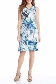 Karen Kane Tropical Dress - Product Mini Image