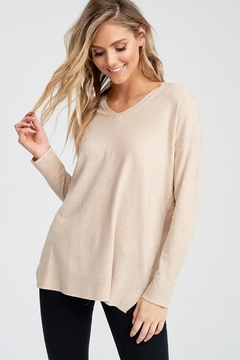 Karen Michelle Cashmere Blend Sweater - Product List Image