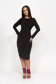Karen Michelle Double Layered Dress - Product Mini Image