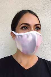 Karen Michelle Dusty Rose Face Mask - Product Mini Image