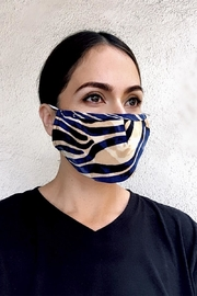 Karen Michelle Ocean Face Mask - Product Mini Image